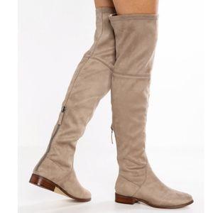 Steve Madden thigh high Odessa boots